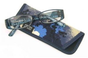 Posh Reading Glasses with Bonus Case 2.00