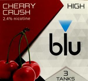 Blu Plus Cherry Flavor Tank