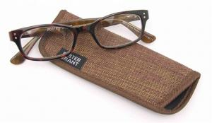Channing Reading Glasses with Case 2.00