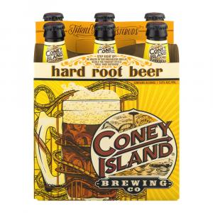 Coney Island Brewing Hard Root Beer