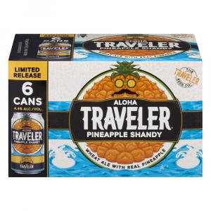 Jack-O Traveler Pumpkin Shandy Seasonal
