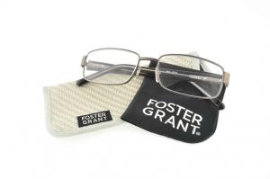 Wes With Case & With Cloth 2.75 Reading Glasses