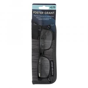 Brandon Reading Glasses with Case 2.75