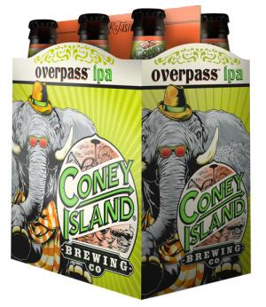 Coney Island Brewing Overpass Ipa