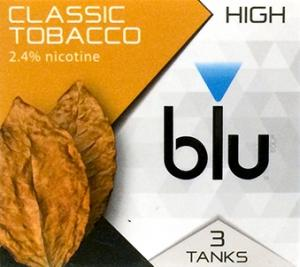 Blu Plus Classic Tobacco Flavor Tank