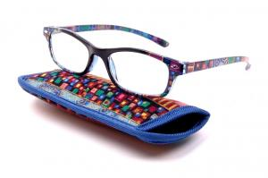 Allegra Reading Glasses with Case 2.50