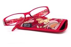 Ashley Reading Glasses with Case 1.25