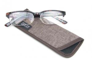 Bentley Reading Glasses with Case 2.75