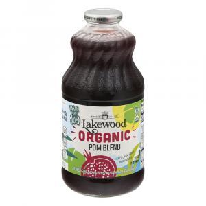 Lakewood Organic Pure Fruit Pomegranate Blend Juice