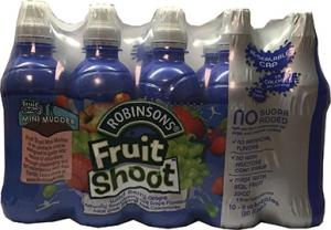Robinsons Fruit Shoot Wild Berry & Grape Juice Drink