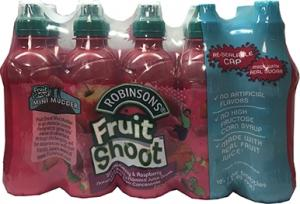 Robinsons Fruit Shoot Strawberry & Raspberrry Juice Drink