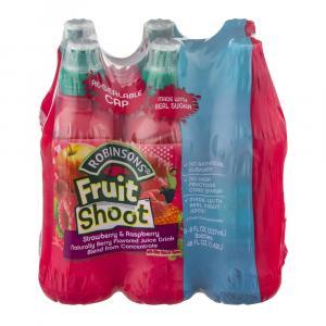 Robinsons Fruit Shoot Strawberry Raspberry Fruit Juice
