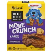 Blue Dog Bakery Low Fat More Flavors Dog Treats