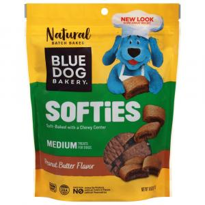 Blue Dog Bakery Softies Peanut Butter Dog Treats