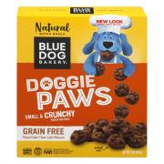 Blue Dog Grain Free Paws Peanut Butter Molasses