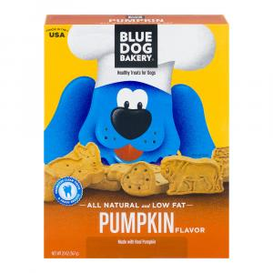 Blue Dog Bakery Pumpkin Treats
