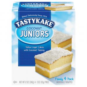 Tastykake Coconut Juniors