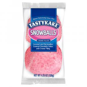 Tastykake Pink Snowballs