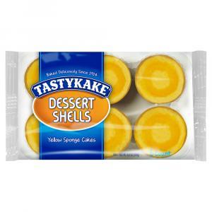 TastyKake Limited Edition! Dessert Shells