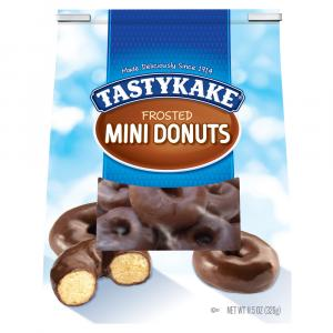 TastyKake Chocolate Mini Donuts