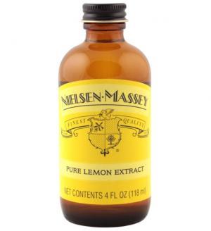 Nielsen-Massey Pure Lemon Extract