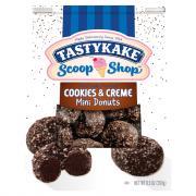 TastyKake Scoop Shop Cookies & Creme Mini Donuts