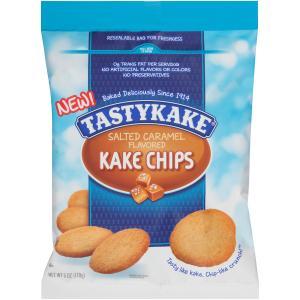 TastyKake Salted Caramel Kake Chips