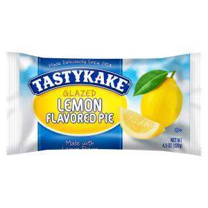 TastyKake Glazed Lemon Pie