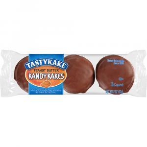 Tastykake Peanut Butter Kandy Kake
