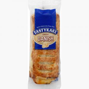 Tastykake Cheese Danish