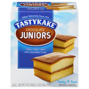 Tastykake Chocolate Juniors