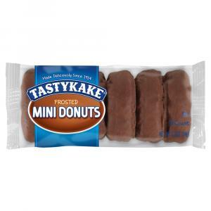 TastyKake Chocolate Mini Donuts