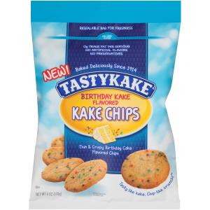 Tastykake Birthday Cake Kake Chips