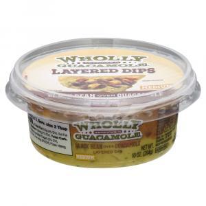 Wholly Guacamole Layered Black Bean Dip