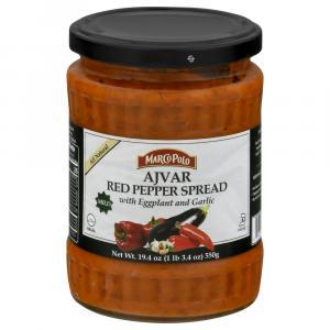 Marco Polo Ajvar Mild Vegetable Spread