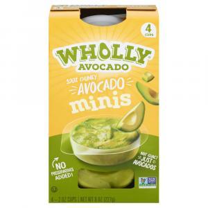 Wholly Guacamole Avocado Minis