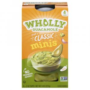 Wholly Guacamole Classic Minis