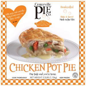 Centerville Signature Chicken Pie