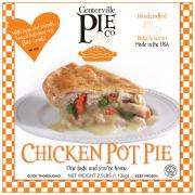 Centerville Signature Chicken Pie