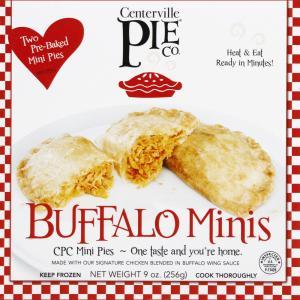 Centerville Pie Co. Buffalo Chicken Mini Pies