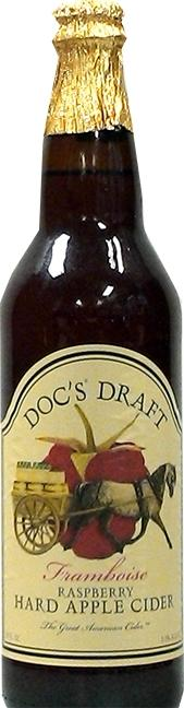 Doc's Franbois Raspberry Apple Cider