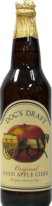 Doc's Hard Apple Cider