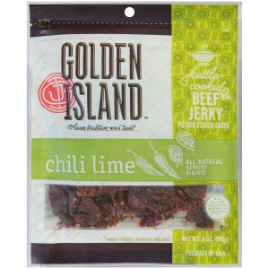 Golden Island Chili Lime Beef Jerky