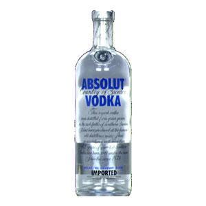 Absolut Vodka 80 Proof