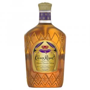 Seagram's Crown Royal Canadian Whiskey