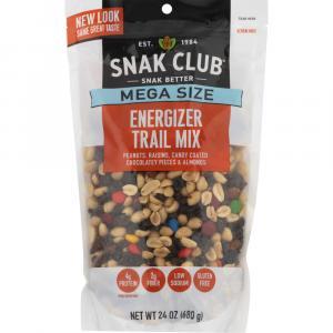 Snak Club Mega Size Energizer Trail Mix