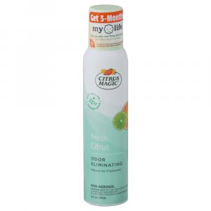 Citrus Magic Tropical Citrus Blend Air Freshener