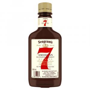 Seagram's 7 Crown Blended Whiskey