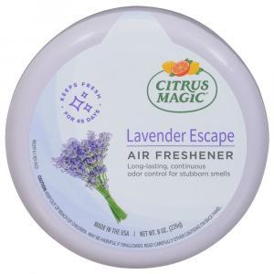 Citrus Magic Solid Air Freshener Lavender Escape