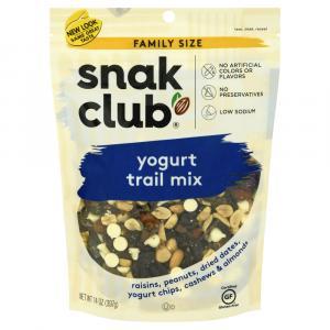 Snak Club Family Size Yogurt Trail Mix